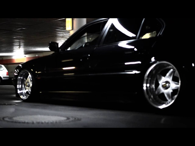 Violent Clique SCARY BMW e38 7series