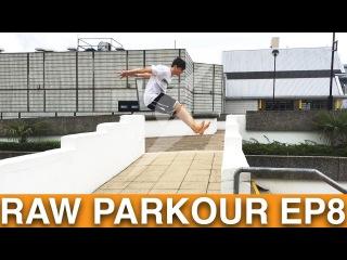 RAW Ep8 - Pretzl Parkour - SAM PETZ