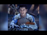 Mass Effect Andromeda Funny Animation