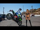 Невероятные ТРЮКИ на мотоциклах/подборка 2016/ Мото стантрайдинг