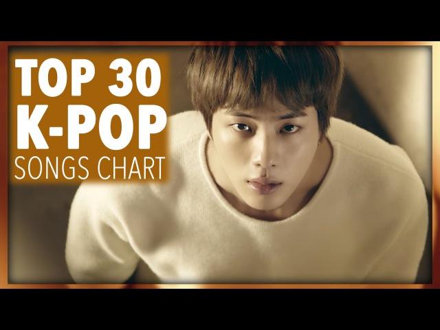 K-VILLES [TOP 30] K-POP SONGS CHART - FEBRUARY 2017 (WEEK 3)