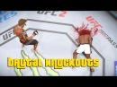 EA Sports UFC 2 - Best Brutal Knockouts Compilation 1