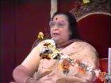 1993 год, 21 марта. Пуджа в честь 70-летия Матери «Сатья-юга и приверженность» Дели. И ...