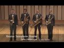 Pedro Iturralde - Suite Hellenique with Kritis vocal version | Russian Saxophone Quartet