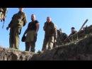 20 сентября 2014. Стаханов. 3 Fallen Novorossiya Militia Buried - Stakhanov