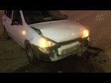 ▶ В Казани на повороте девушка за рулем Chevrolet врезалась в «Ладу»