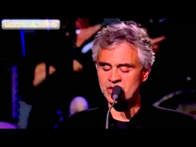 Andrea Bocelli Sabina Cvilak - Con Te Partiro (Time to Say Goodbye )