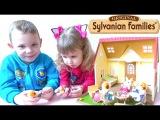Сильваниан фэмилис на пикник Sylvanian Families