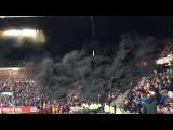 Stop Stadionverboden! (Black Smoke) : Protestactie Vak T : PSV-Ajax : 23/4/2017