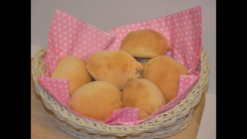 Пирожки-малышки слоёные скороспелые из чудесного теста. Простой и быстрый рецепт супер пирожков.