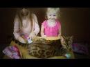 Играем в куклу Барби Видео для девчонок Игра одевалка