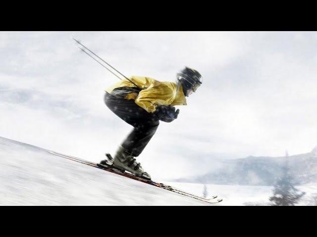 Нестандартное преодоление проблем. Страх, спокойствие и лыжи...