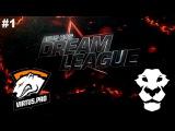 Virtus.Pro vs Ad Finem #1 (bo2) | DreamLeague S6 Dota 2
