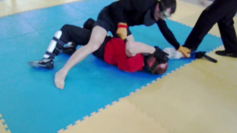 Мельков Денис vs 'Баюр'