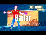 Just Dance Unlimited  Bailar - Deorro Ft. Elvis Crespo  Community Remix