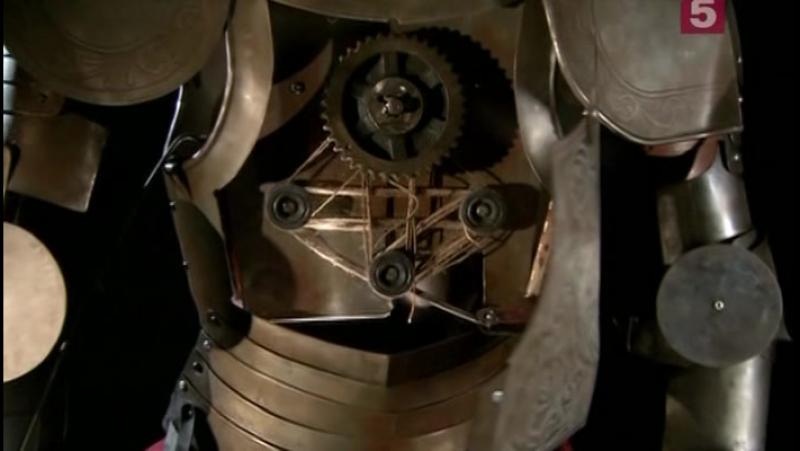 Древние открытия (21/29) - Древние андроиды (роботы)