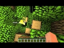 Прохождение карты Minecraft Ultimate Tree Survival от Sankogin'a и Aizek'a