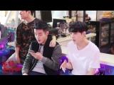 [BTS] 170509 Operation Love @ EXO's Lay (Zhang Yixing)