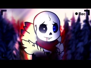 Сон... [Анимация Undertale]   Naps...[Undertale Animation] (Русский Дубляж)