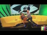 Ляпы на ТВ Приколы в прямом эфире Приколы для взрослых на ТВ Курьезы с девушками прямого эфираMY JOKES641