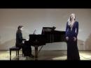 Александра Калинкина и Маргарита Брындина - Свиридов Вербочки