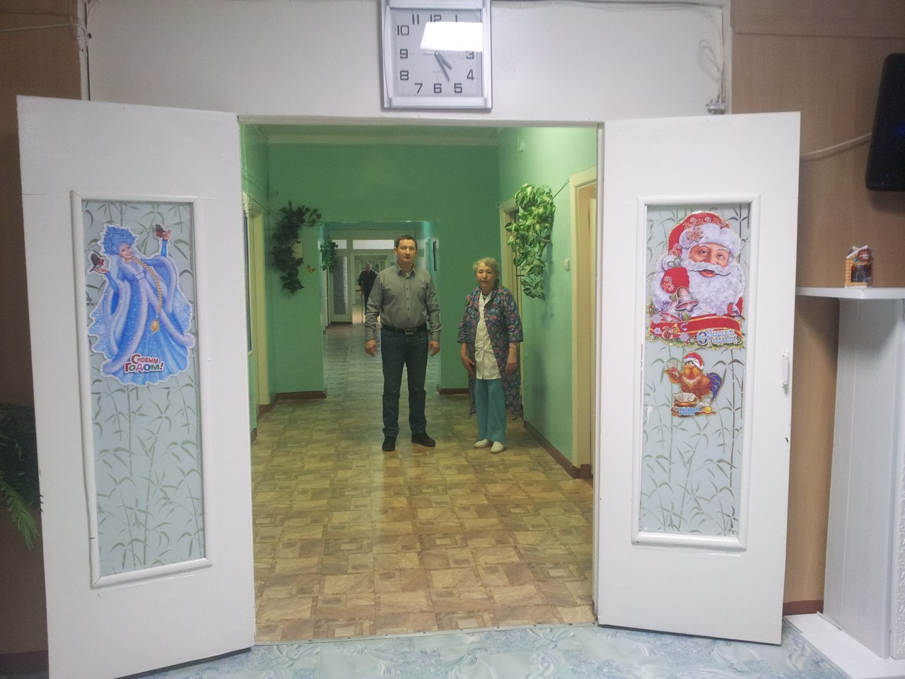 Детская поликлиника на новоче