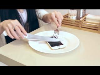 Полный Дзен. Эмоциональный голод или как съесть iPhone.