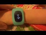 Как принимать звонки и отправлять голосовые и текстовые сообщения на Smart baby watch Q50 и другие интересные функции часов 877