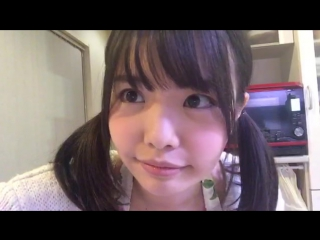 20170208 Showroom Fuchigami Mai