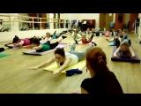 тренировка ПИЛАТЕС, упражнения для укрепления мышц спины