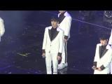 FANCAM 170212 Seventeen (Wonwoo focus) - Flower Laugh @ 1st Fanmeeting 'Seventeen In Carat Land' D-3