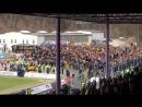 Эрцгебирге Ауэ 1:4 Динамо Дрезден (после матча)