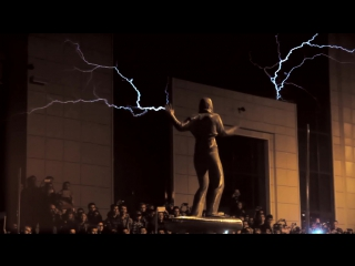 Тесла шоу - Имперский марш электричеством - Star Wars 2016