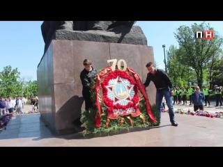 Николаев. 9 мая 2015г. ПН TV: