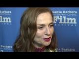 SBIFF 2017 - Isabelle Huppert Interview | Изабель Юппер