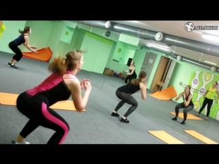 Утренний фитнес, кардиотренировка. Групповые занятия в фитнес-клубе в Минске