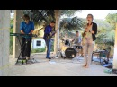 Acid Jazz Band live music rooftop session