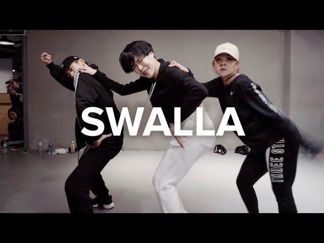 Swalla - Jason Derulo (ft. Nicki Minaj Ty Dolla $ign) / Hyojin Choi Choreography
