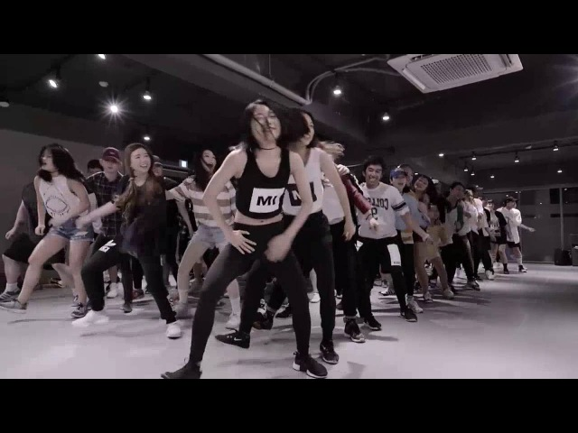 ( mirror) Handclap - Fitz and the Tantrums - Lia Kim X May J Lee Choreography