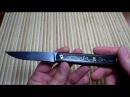 Реплика ножа Michael Zieba (ZDP-189, титан)