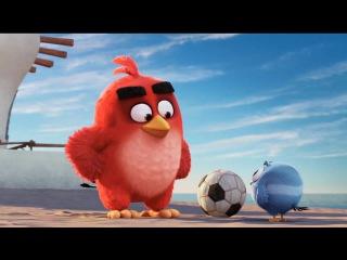 Eyebrows dance Angry Birds в кино с 12 мая