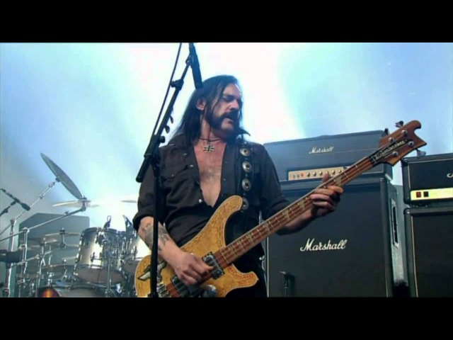 Motörhead In The Name Of The Tragedy Stage Fright HQ