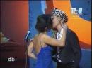 Канделаки и Собчак целуются