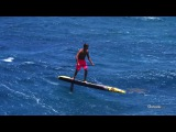 Kai Lenny and the Hydrofoil SUP | In the Zone
