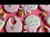 How to Decorate Baby Shower Sugar Cookies