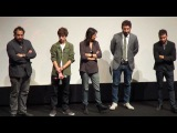 The Impossible - Q&ampA Toronto Film Festival, Princess of Wales (9-10-2012) - J.A. Bayona, Tom Holland