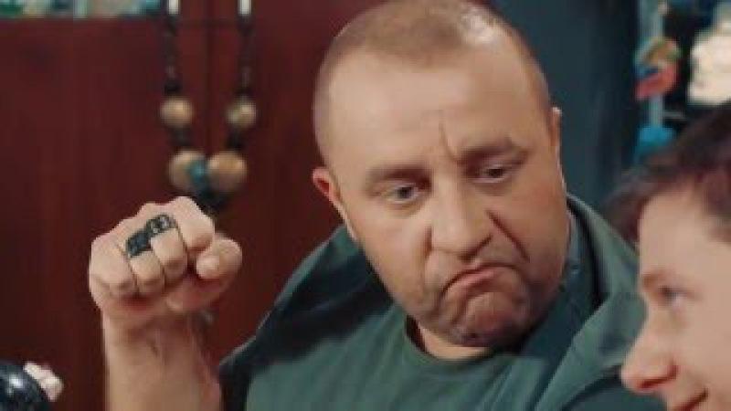 Уголовник со свидетелем собрались в Турцию — На троих — 46 серия