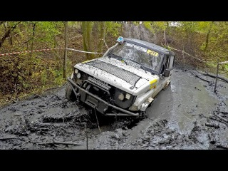 RFC UKRAINE OCTOBER CHALLENGE 2016 [Off-Road 4х4] 1-я Часть