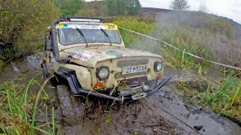 RFC UKRAINE OCTOBER CHALLENGE 2016 [Off-Road 4х4] 2-я Часть