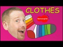 Getting Dressed TIPS for teachers from Steve | English Stories for Kids
